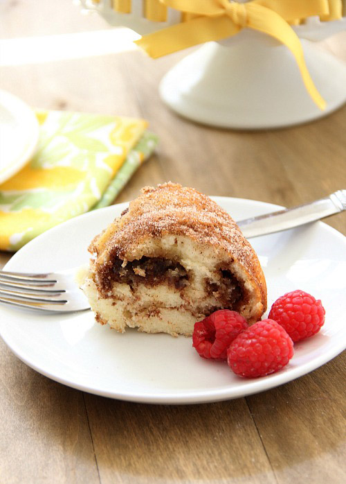 Low-Fat Coffee Cake 2