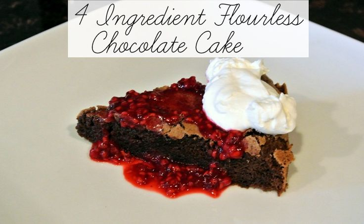 Wheat Belly Chocolate Cake Recipe