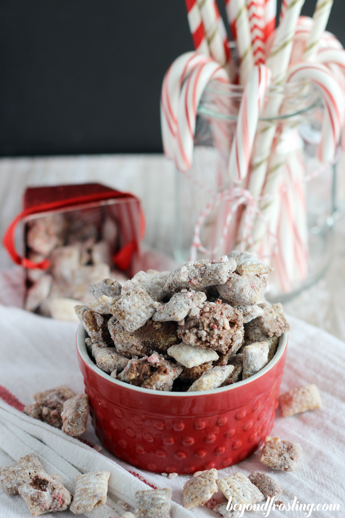 Peppermint puppy chow_8221