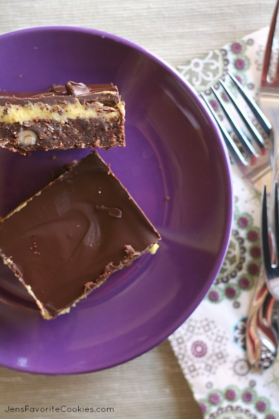Lemon Creme Nanaimo Bars - these no-bake bars will knock your socks off!