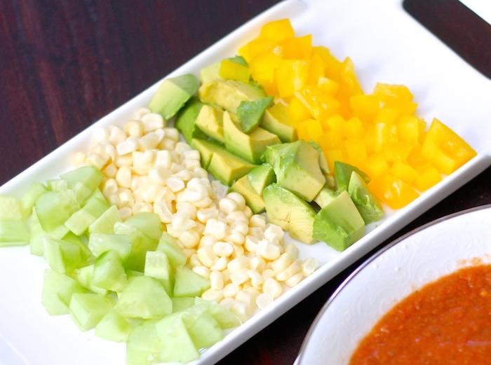 Chilled-Tomato-Basil-Soup-Avocado-Cream