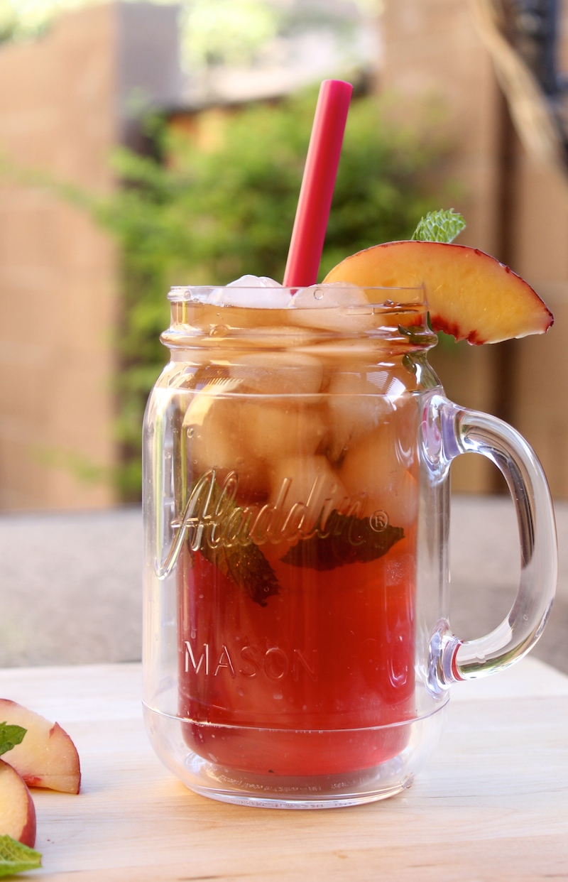 Peach-Mint-Tea