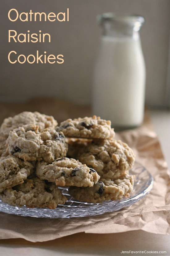 oatmeal-raisin-cookies