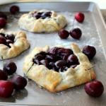 rustic-cherry-tarts