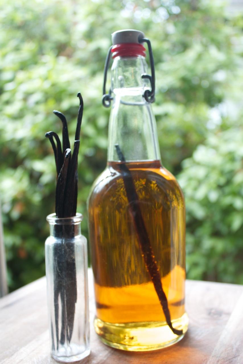 Vanilla Simple Syrup