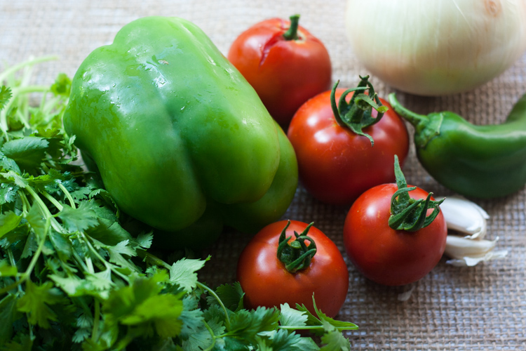 roasted salsa ingredients