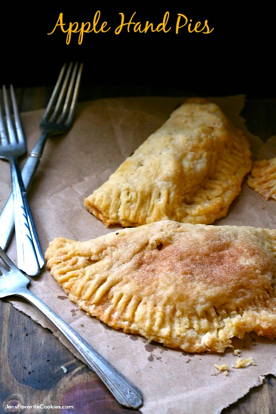 Rustic Apple Hand Pies