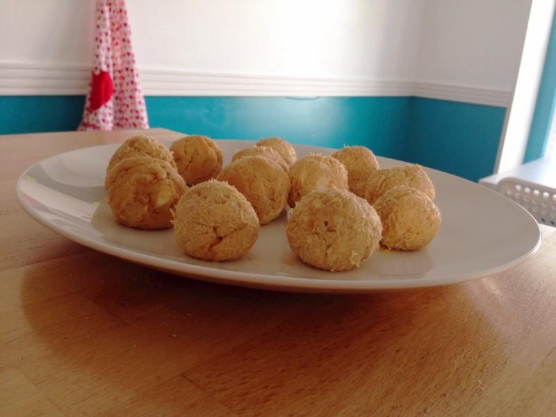 recipe: keto cheesecake balls [35]