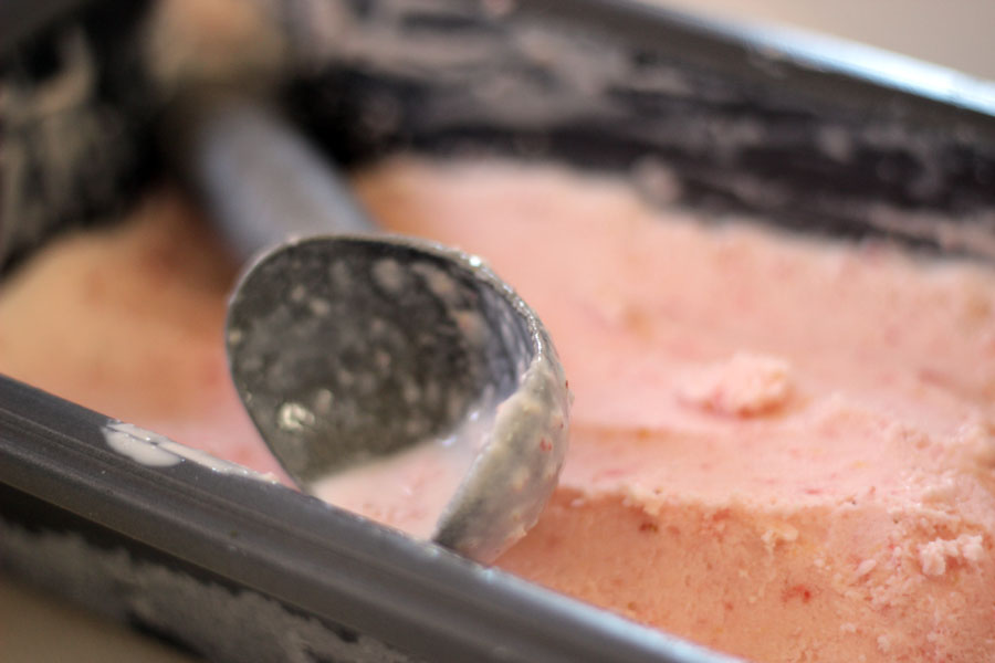Frozen Yogurt made easy at home
