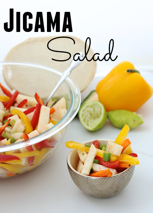 Jicama Salad | My Cooking Spot