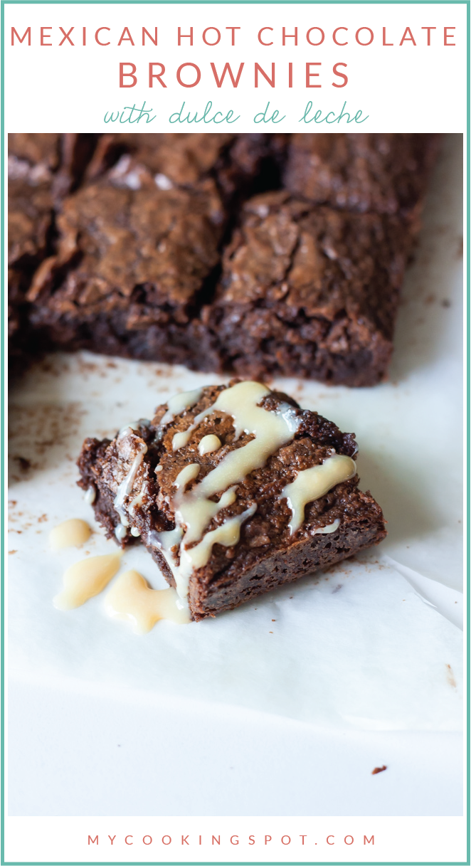 mexican-hot-chocolate-brownies