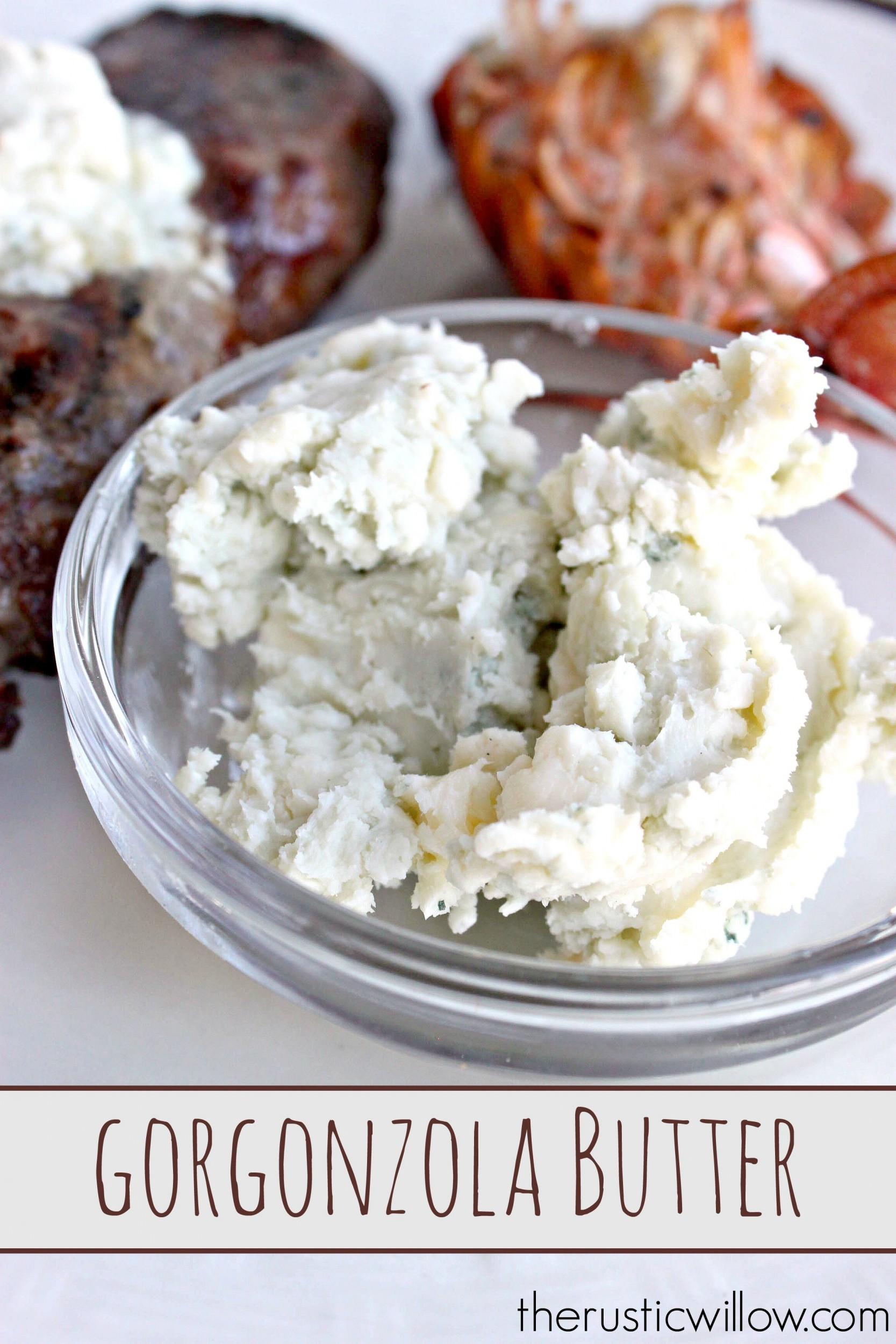 Gorgonzola Butter