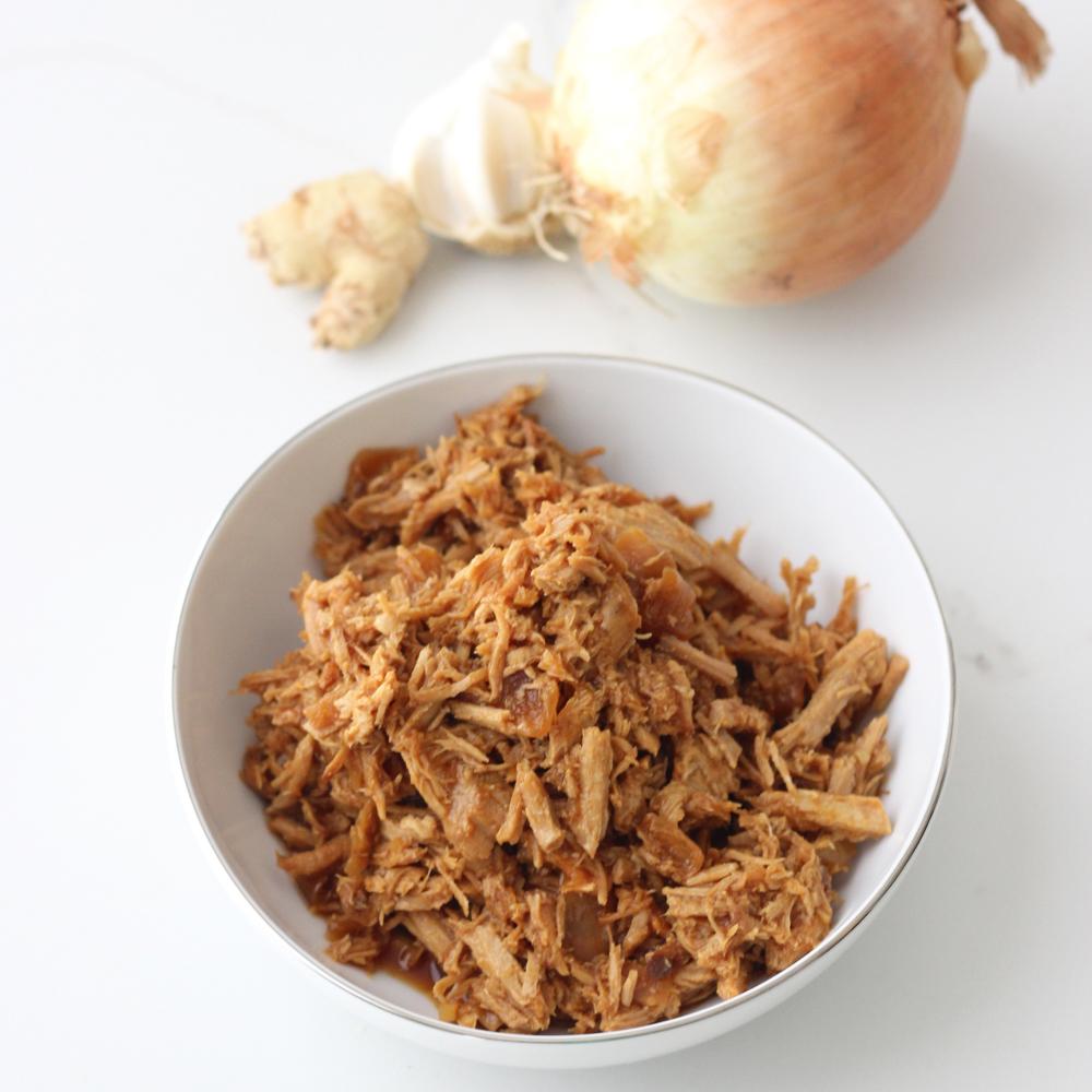 Garlic Ginger Pork