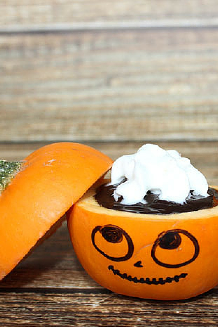A perfect treat for Halloween! Healthy, gluten-free, dairy-free and delicious!