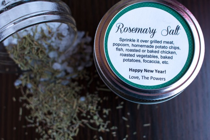 Rosemary Sea Salt - My Cooking Spot-5