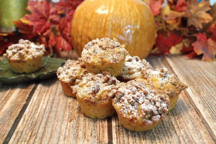 Sweet Potato Muffins 1