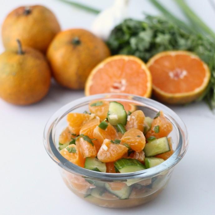 clementine salsa - 1