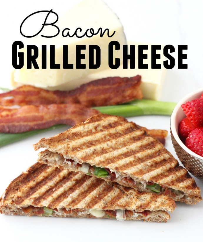 Bacon Grilled Cheese