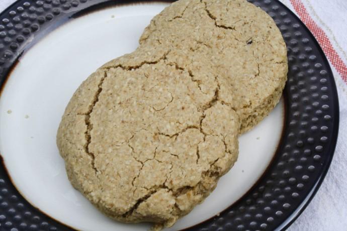 Gluten Free Oat Biscuits
