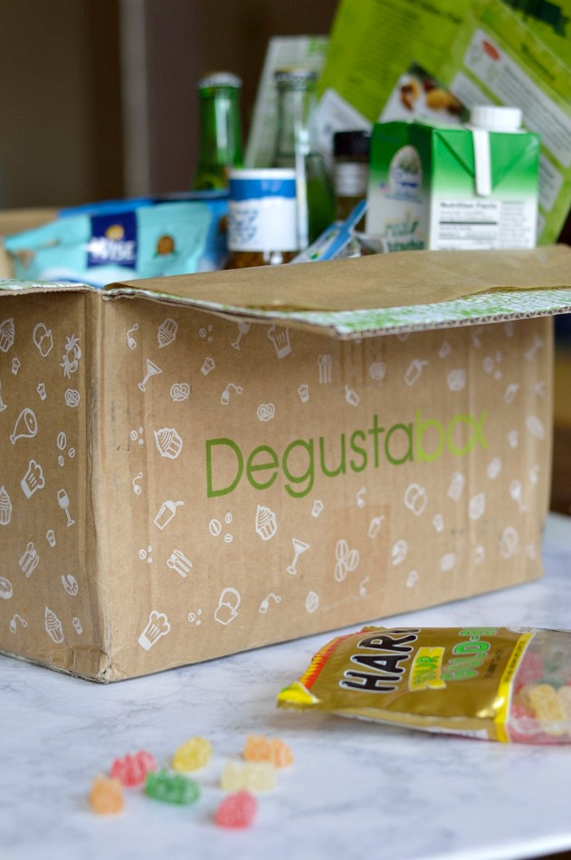 Try Something New with Degustabox! | My Cooking Spot