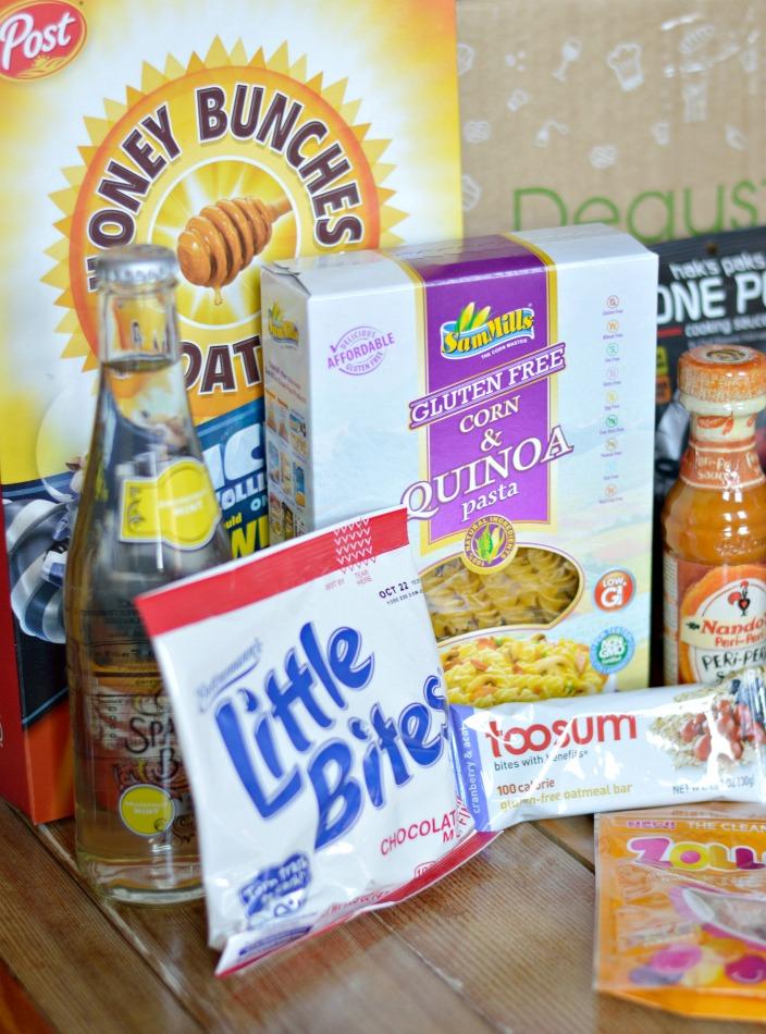 Degustabox September | My Cooking Spot