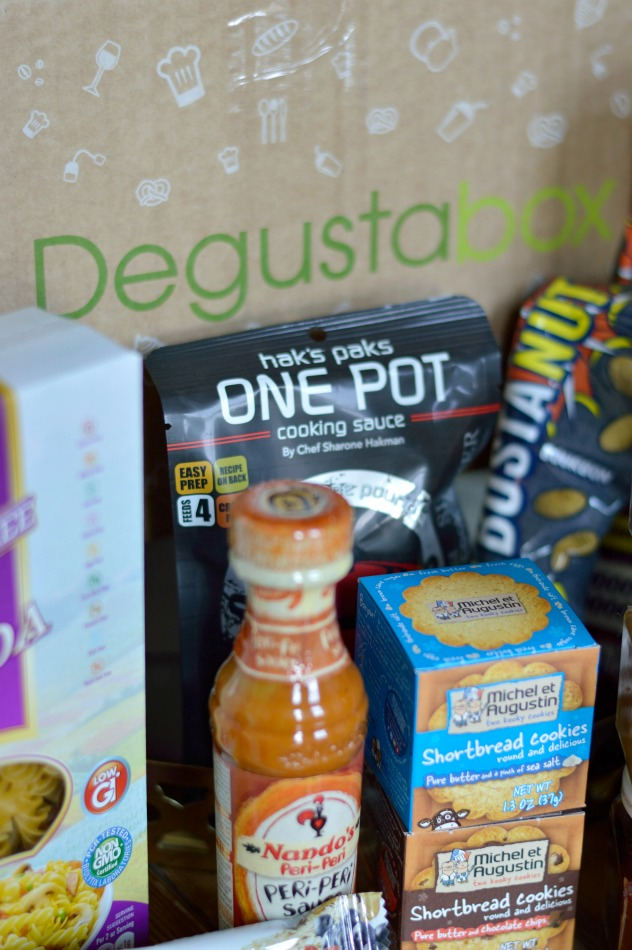 Degustabox September | My Cooking Spot