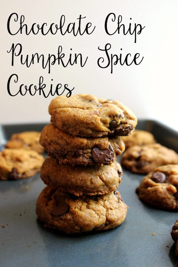 chocolate as always pumpkin oatmeal cookies with white chocolate glaze ...