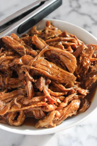 Slow Cooker Honey Ginger Lime Pork
